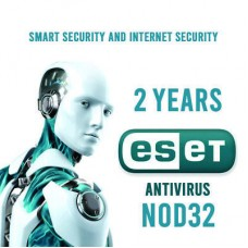 Eset NOD32 Antivirus 1 Device GLOBAL Key PC ESET 2 Years