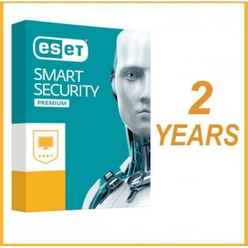 ESET Smart Security Premium 1 Device 2 Years PC ESET Key ...
