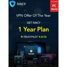 IVACY VPN 1 Year GLOBAL