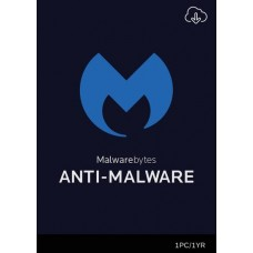 Malwarebytes Anti-Malware Premium 1 Device GLOBAL Key PC 12 Months