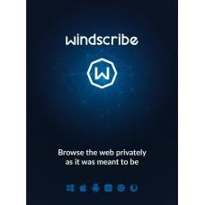 Windscribe Pro VPN 1 Year